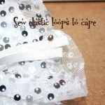 Free Frozen Printable PRINCESS | sew loops to cape 1024x997 DIY Frozen Princess ...