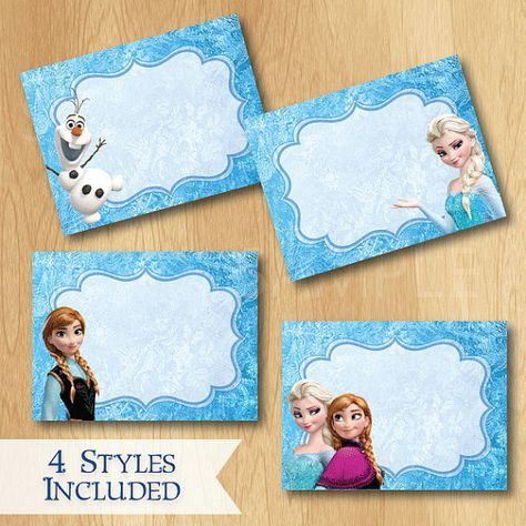 Free-Frozen-Printables-Food-Labels-Disney-Frozen-Food-Labels Free Frozen Printables Food Labels Disney Frozen Food Labels Cartoon