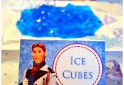 Free Frozen Printables Food Labels Frozen Party Food Labels