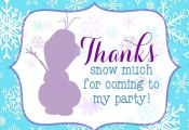 Free Frozen Printables- Frozen Theme Party Decorations, Photo Booth Props, Party...