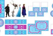 Free Frozen Printables and More!  free, Frozen, Printables #Free, #Frozen, #Prin...