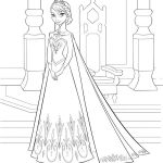 #Free Frozen printables-coloring pages, Elsa crown, Anna crown, invitations, sti...