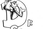 Free Printable Dr Seuss Coloring Pages For Kids | Cool2bKids great for Read Acro...