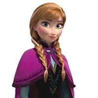 Frozen-Ana-Clip-Art Frozen: Ana Clip Art. Cartoon