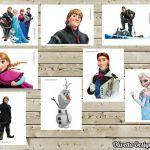 Frozen Aventura Congelada Imprime para tu Fiesta por OlivettaDesign