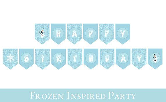 Frozen-Birthday-Banner-Frozen-Banner-PRINTABLE-BIRTHDAY-BANNER-Frozen-P Frozen Birthday Banner // Frozen Banner // PRINTABLE BIRTHDAY BANNER // Frozen P... Cartoon