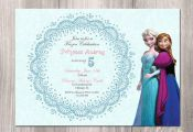 Frozen Birthday Invitation  Frozen Printable by StyleswithCharm, $12.00