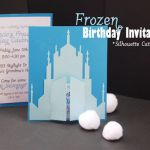 Frozen Birthday Invitations – 2 Designs! Free Silhouette download