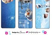 Frozen Birthday with Snow: Free Printable Boxes. | Oh My Fiesta! in english