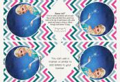 Frozen: Colored Free Printable Party Kit. - Is it for PARTIES? Is it FREE? Is it...