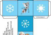 Frozen - Favor box