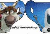 Frozen: Fr5tt5rttddyh8uuy6yuh1aataayyuyhggcgpdpcvee Printable Cards or Party Inv...