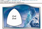 Frozen: Free Photo Frames.