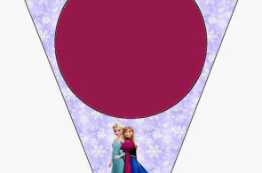 Frozen Free Printable Banners.  banners, free, Frozen, printable #Banners, #Free...