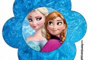 Frozen: Free Printable Cards or Party Invitations. - Is it for PARTIES? Is it FR...