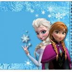 Frozen: Free Printable Cards or Party Invitations. - Oh my fiesta eng