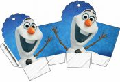 Frozen: Free Printable Party Boxes. Need to print soon. Guess who wants a Frozen...