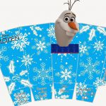 Frozen Free Printable PopCorn Boxes. - Oh My Fiesta! in english