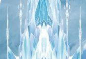 Frozen Ice Castle - Disney's Frozen Lifesize Standup Cardboard Cutouts at AllPos...