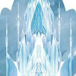 Frozen Ice Castle - Frozen Lifesize Cardboard Cutout