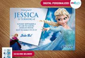 Frozen Invitation Frozen Printable Invitation Frozen