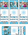 Frozen-Invitations-2-Invitations Frozen Invitations 2 Invitations Cartoon
