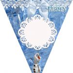 Frozen Party: Free Printables. - Is it for PARTIES? Is it FREE? Is it CUTE? Has ...