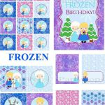 Frozen Party Frozen Party Package Frozen Birthday by PartyPops