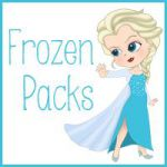 Frozen Printable Learning