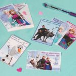 Frozen Printable Valentines from Spoonful
