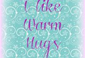 I like warm hugs Free Frozen Printable  free, Frozen, hugs, printable, Warm #Fre...