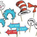 Image result for dr seuss coloring pages thing 1 and thing 2
