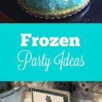It's been a week of busy preparation to try and come up with a fun Frozen birt...