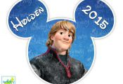 Kristoff Disney Frozen Printable Iron On Transfer or Use as Clip Art, DIY Disney...