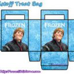Kristoff Treat Bag | Free Printables for the Disney Movie Frozen | SKGaleana