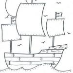 MAYFLOWER Coloring sheet  Coloring, Mayflower, sheet #cartoon #coloring #pages