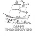 Mayflower Coloring Page | All Kids Network  Coloring, Kids, Mayflower, Network, ...