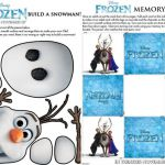 Olph printbles from the frozn movie   Disney Frozen: Free Movie Printables