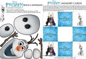 Olph printbles from the frozn movie | Disney Frozen: Free Movie Printables