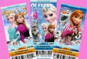 Popular items for frozen printable on Etsy