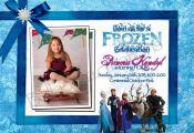Printable Disney's Frozen Birthday Invitation on Etsy, $12.00