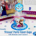 Printable FROZEN PARTY Decorations, Frozen Party Pack, Frozen Birthday, FROZEN P...