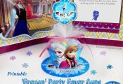 Printable FROZEN PARTY Decorations, Frozen Party Pack, Frozen Birthday, FROZEN P...