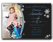 SALE-Frozen-Invitation-Frozen-Birthday-Invitation-Frozen-printable-Invitation SALE Frozen Invitation, Frozen Birthday Invitation, Frozen printable Invitation,... Cartoon