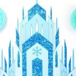 Shop Ice Princess Castle Large Printable Poster | Buy online for a girl birthday...