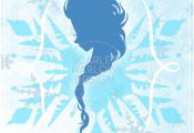 Snow Queen Frozen inspired Birthday Queen Party by ScarletHarlow