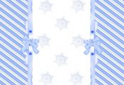 Snowflakes: Free Printable Party Invitations.
