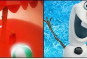 Straw Flags     .Bandeirinha Frozen Disney - Uma Aventura Congelante:  www.fazen...