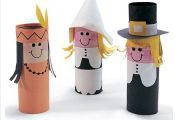 Thanksgiving mayflower Coloring Pages | … – 20 Fun Pilgrim Crafts for Kids T...