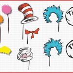 Thing 1 Template. dr seuss coloring pages and 2 clipart panda free ...